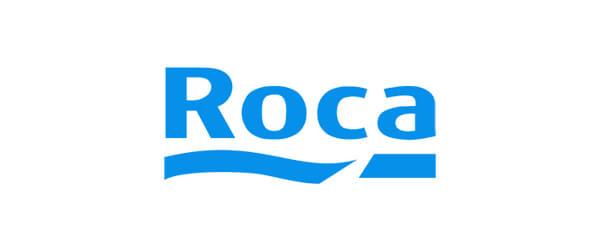 Рисунок: логотип Roca