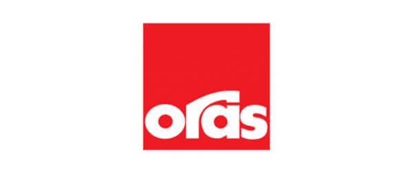 Логотип Oras