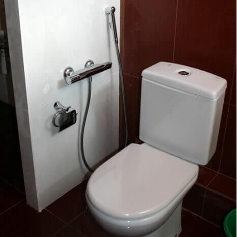 Гигиенический душ на стену