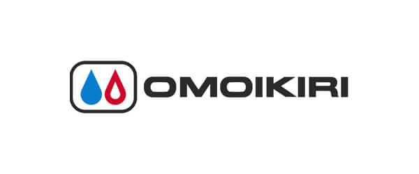 Логотип Omoikiri