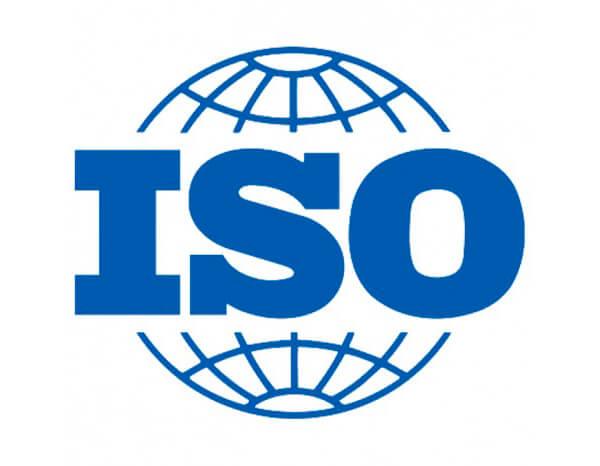 Логотип международного стандарта качества