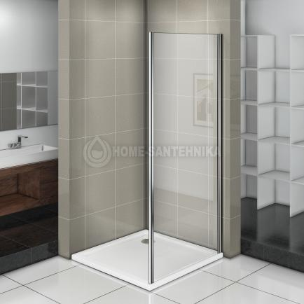 Боковая стенка GOOD DOOR INFINITY 90x185 (INFINITY SP-90 -C-CH)