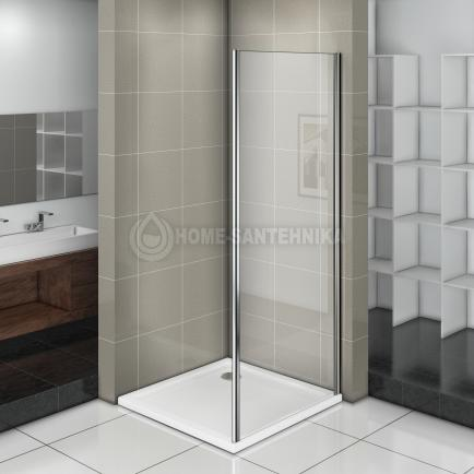 Боковая стенка GOOD DOOR INFINITY 80x185 (INFINITY SP-80 -C-CH)